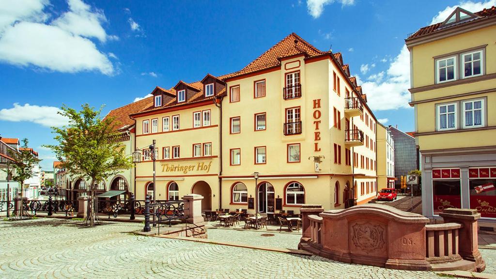Hotel Thuringer Hof Sondershausen, Germany