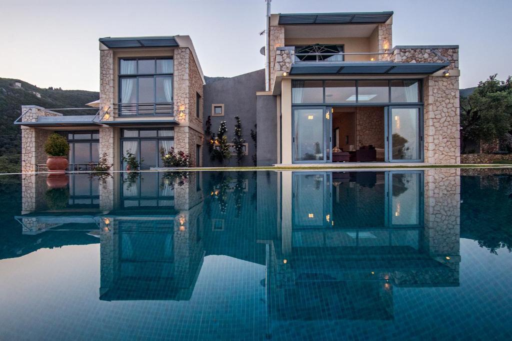 Πισίνα στο ή κοντά στο Kastraki Epavlis