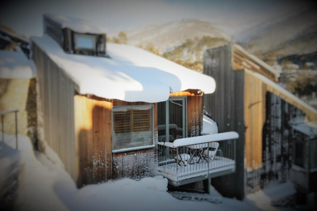 CHILL-OUT @ THREDBO during the winter