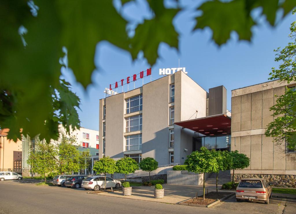 Hotel Laterum Pecs, Hungary