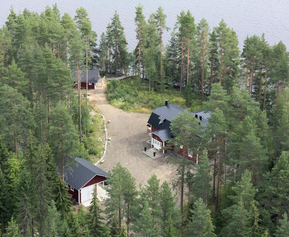 A bird's-eye view of Holiday Home Tuomarniemi