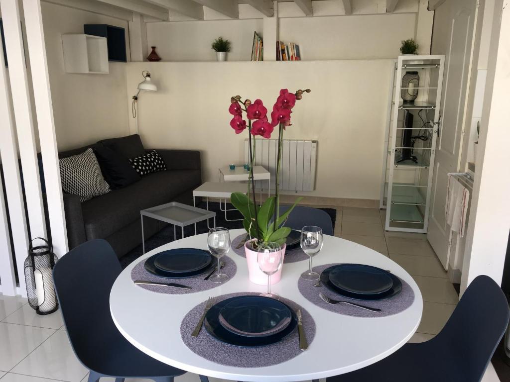 Saclay : appartement grand confort et au calme