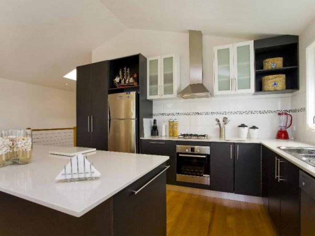 A kitchen or kitchenette at Two Views