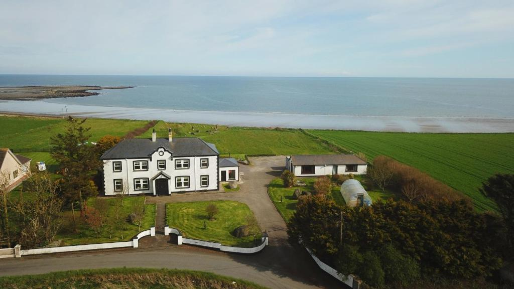 A bird's-eye view of Templetown House (Formerly Stella Maris)