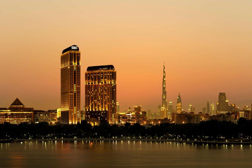 فنادق حياة ريجنسي دبي كريك هايتس الإمارات دبي Booking Com