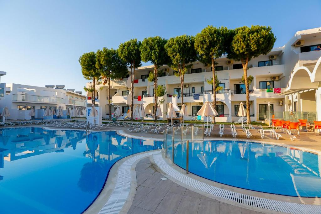 Rodos Star All Inclusive Hotel Afantou, Greece