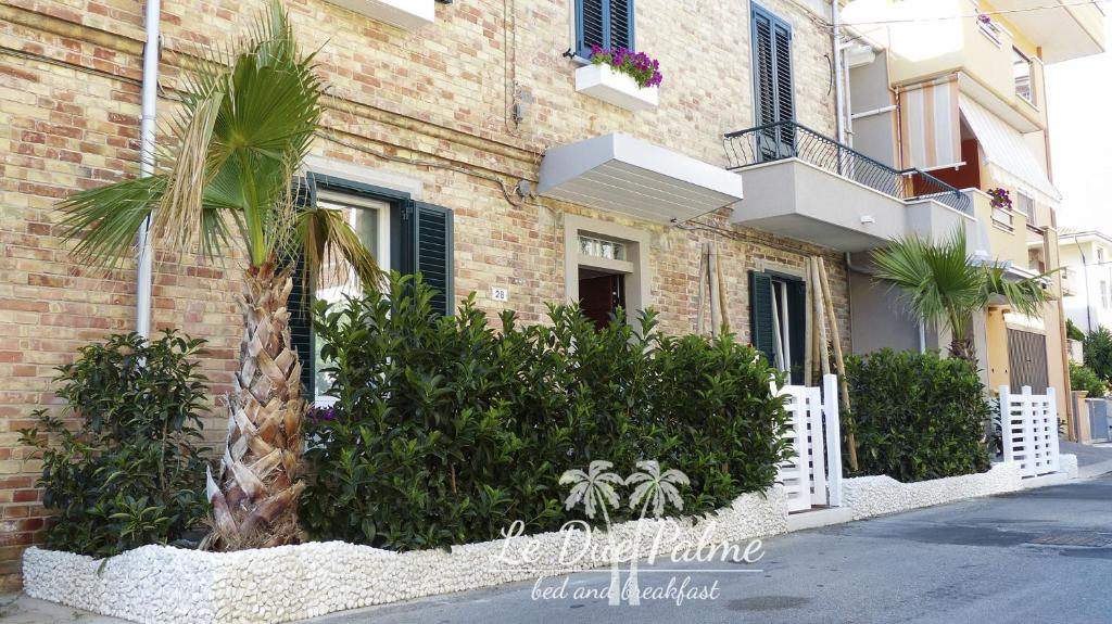 bed and breakfast le due palme, montesilvano, italy - booking.com  booking.com