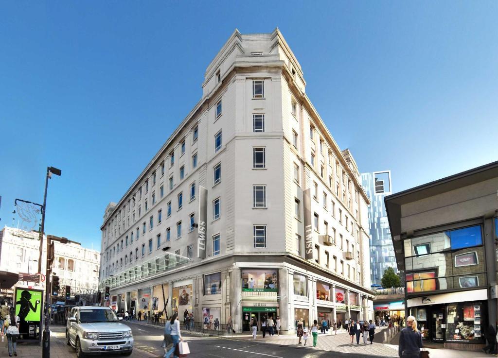 Aparthotel Adagio Liverpool City Centre - Laterooms