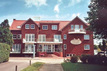 Hotel Garni Bendiks Horumersiel, Germany