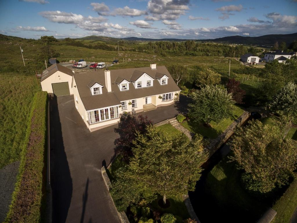A bird's-eye view of Bridgeburnhouse Bed and Breakfast