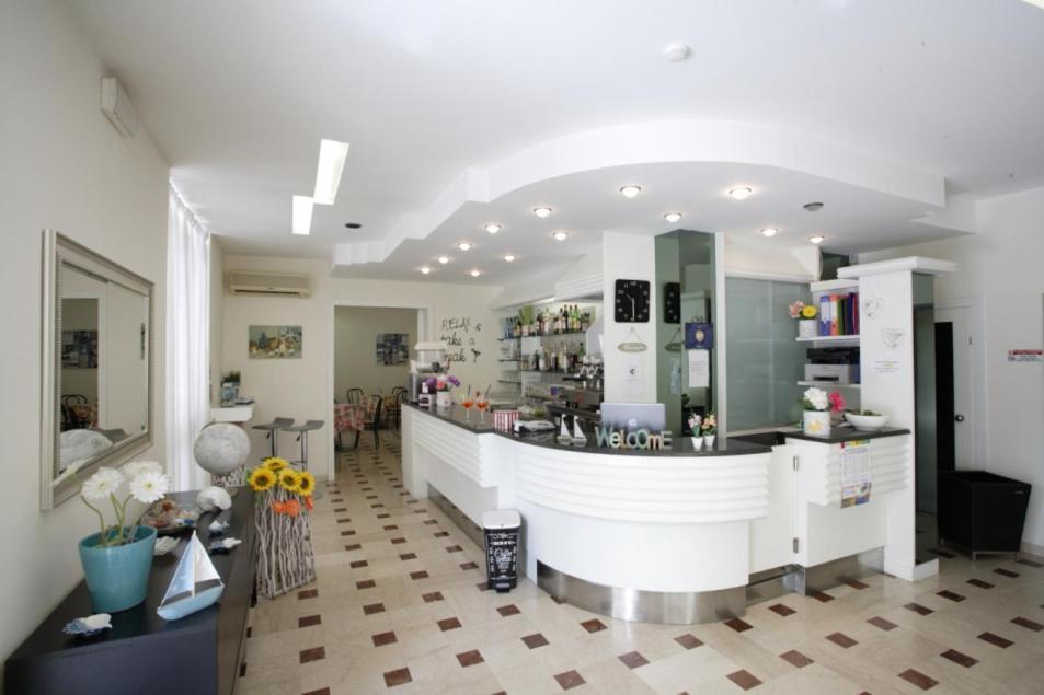 Hotel Tosi Riccione, Italy
