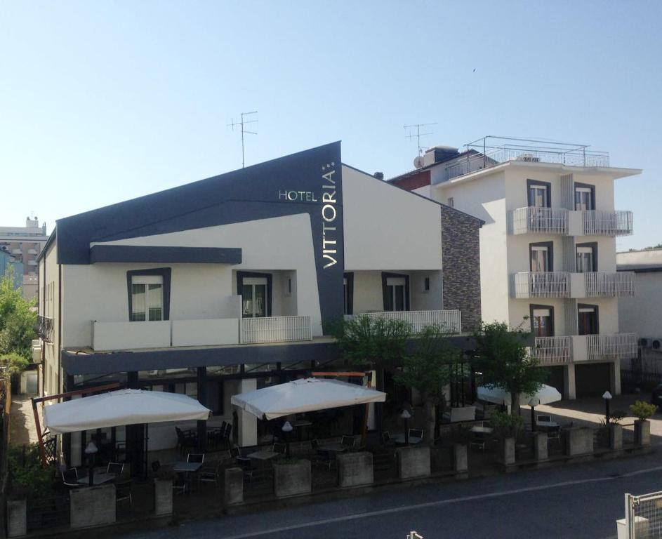 Hotel Vittoria Gatteo a Mare, Italy