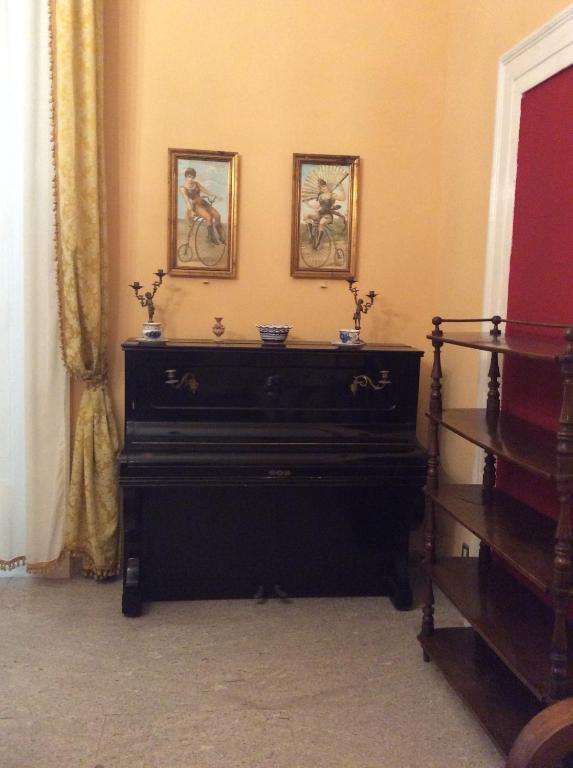 Hol lub recepcja w obiekcie Napoli Retro