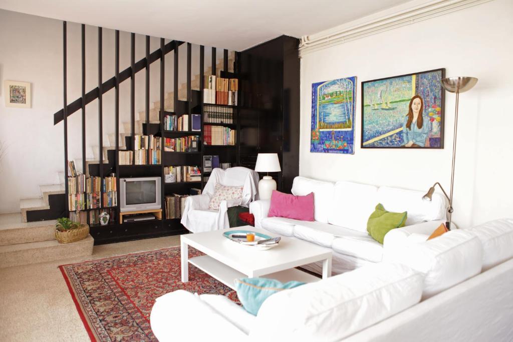 Ferienwohnung Friendly Rentals Gaudi Attic Spanien Barcelona Booking Com