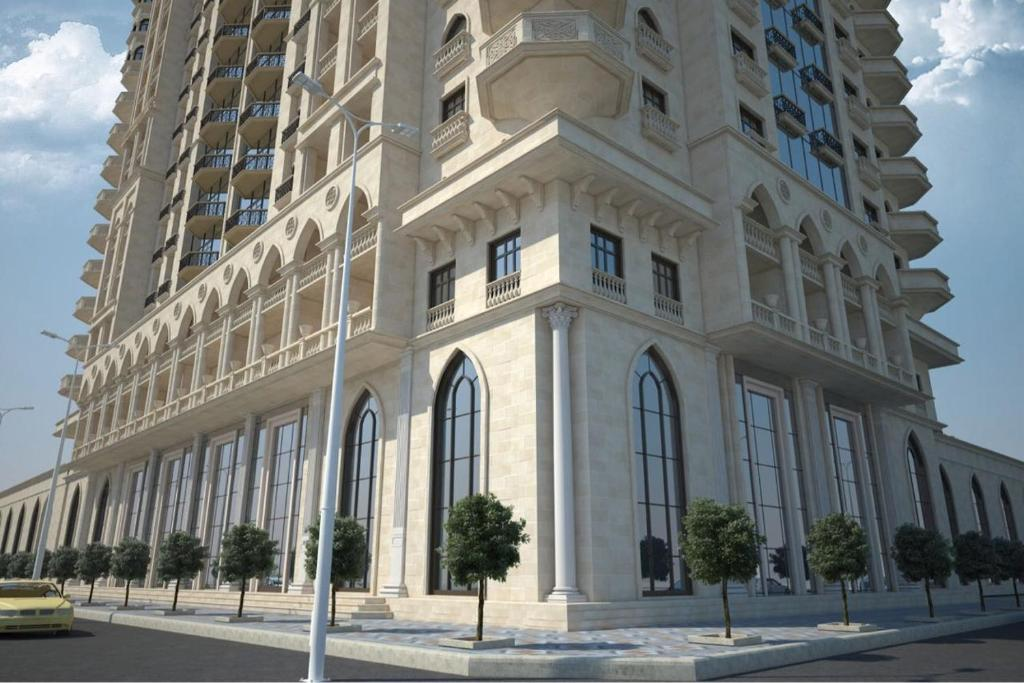 High Tech Apartment Center Baku Azerbaijan Booking Com
