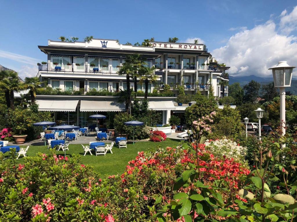 Hotel Royal Stresa, Italy