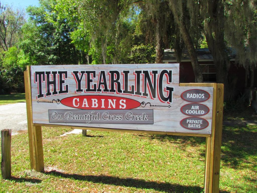 The Yearling Cabins
