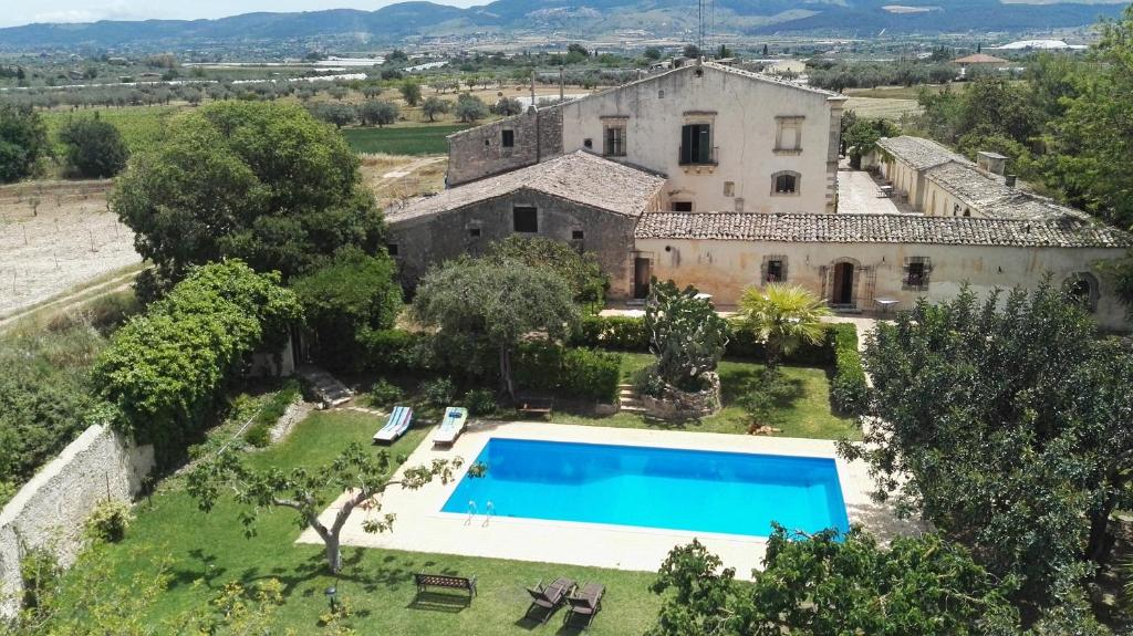 A view of the pool at Villa Zottopera - Exclusive holiday or nearby