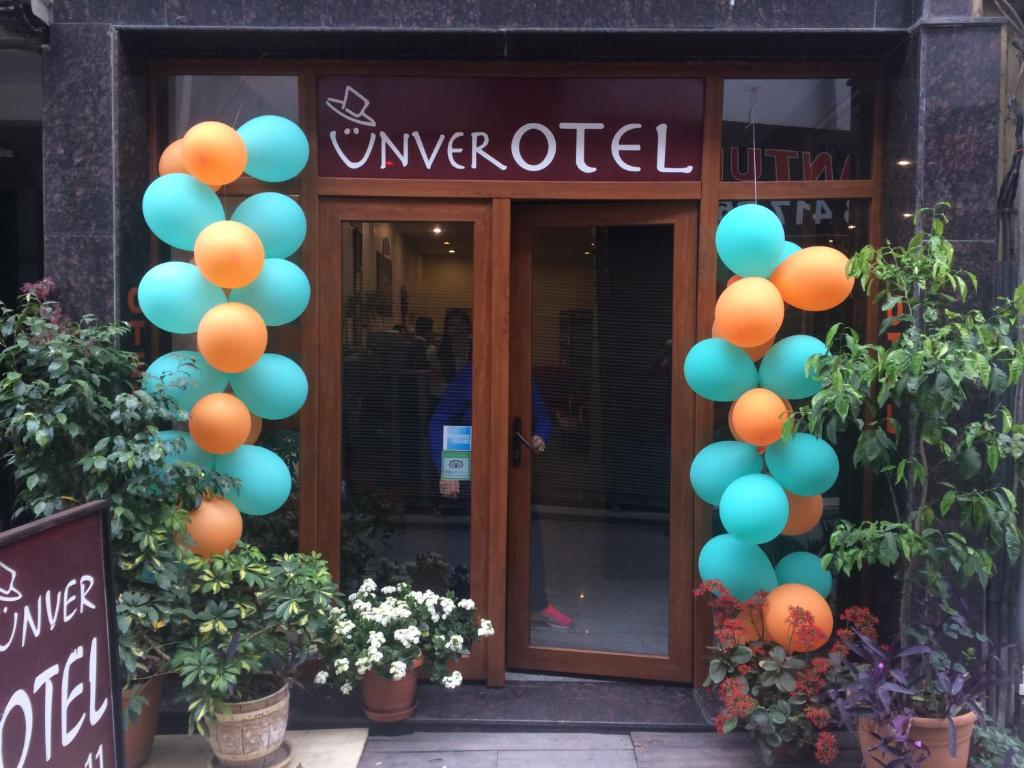 Ünver Hotel