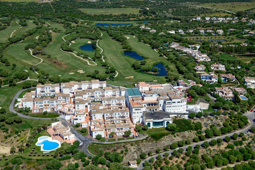 A bird's-eye view of Fairplay Golf & Spa Resort