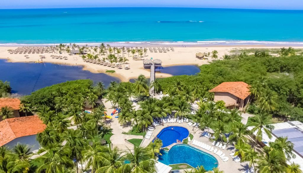A bird's-eye view of Pratagy Beach All Inclusive Resort - Wyndham