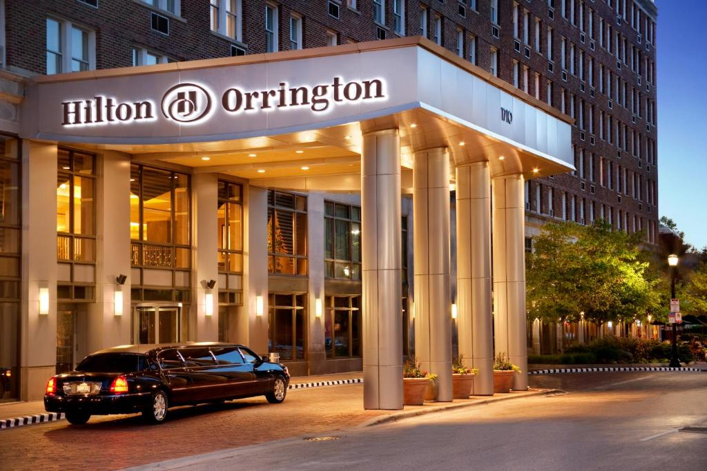 fidelity investments evanston il hotels