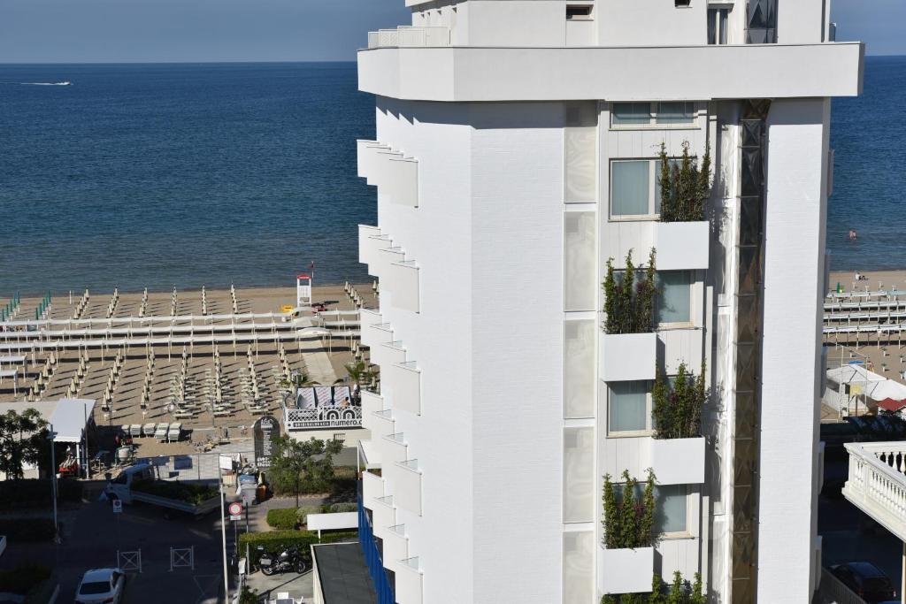 Hotel Daniel's Riccione, Italy
