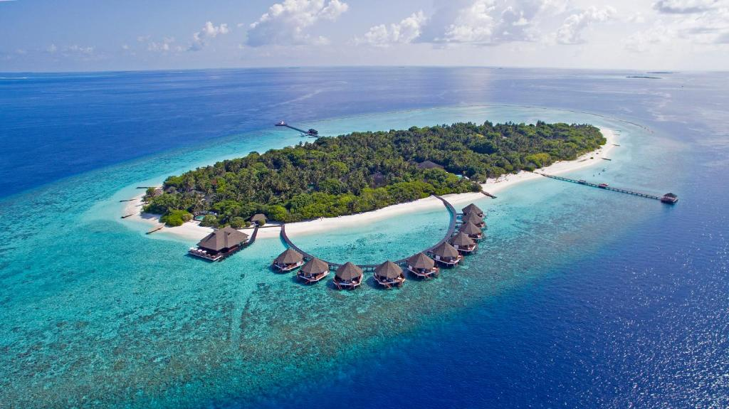 Adaaran Prestige Water Villas Raa Atoll Maldives Booking Com