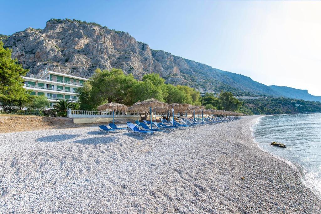 Παραλία σε ή κοντά σε αυτό το ξενοδοχείο