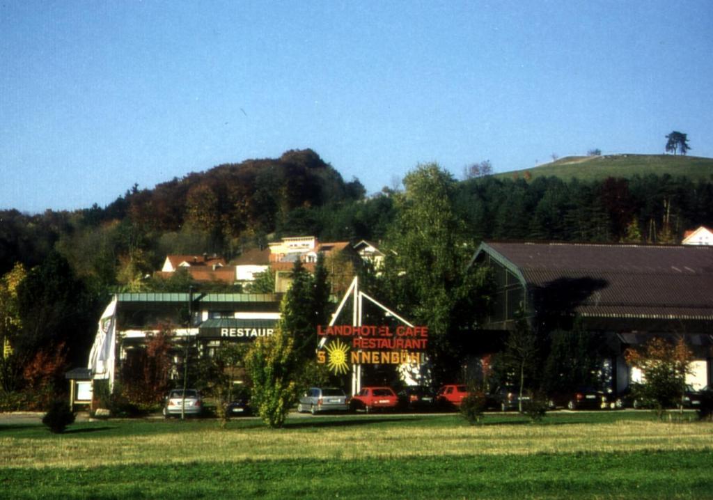 Landhotel Sonnenbuhl Sonnenbuhl, Germany