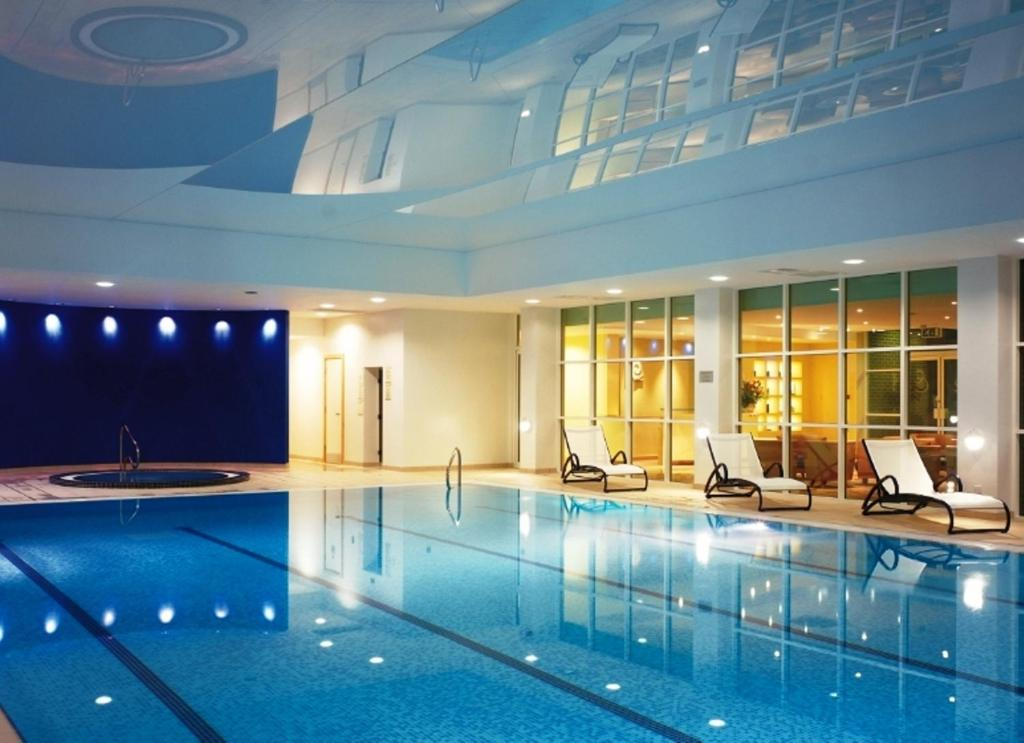 The swimming pool at or near Regency Park Hotel, Health Club & Spa