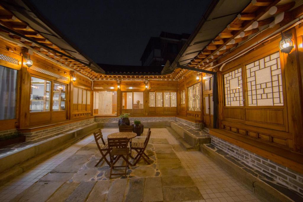 bedroom korean traditional house interior design layout