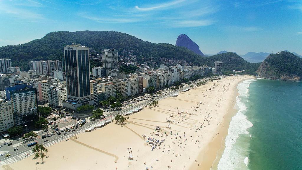 Hotel Hilton Copacabana Rio de Janeiro (Brasil Rio de Janeiro) - Booking.com