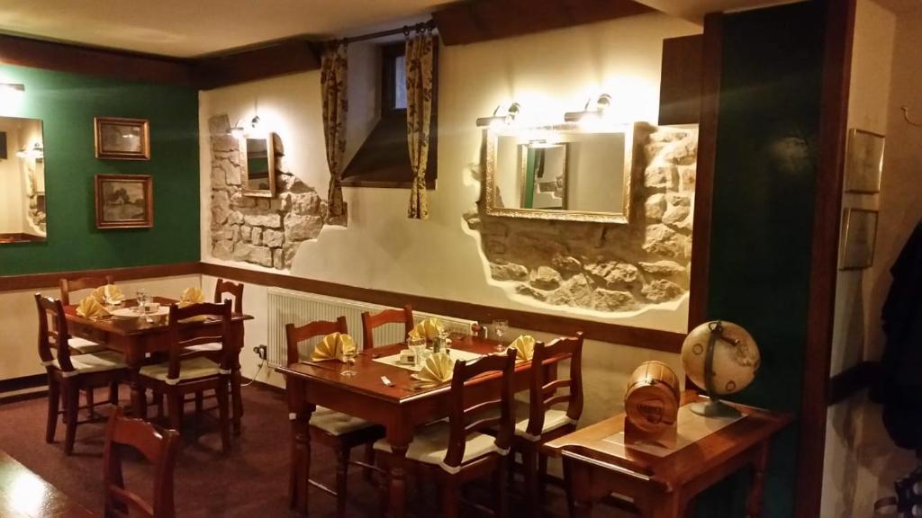 Restaurace v ubytování Penzion Pohoda Beroun