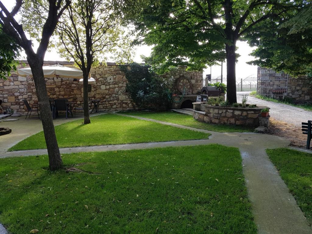 Giardino di Villa Broglia House