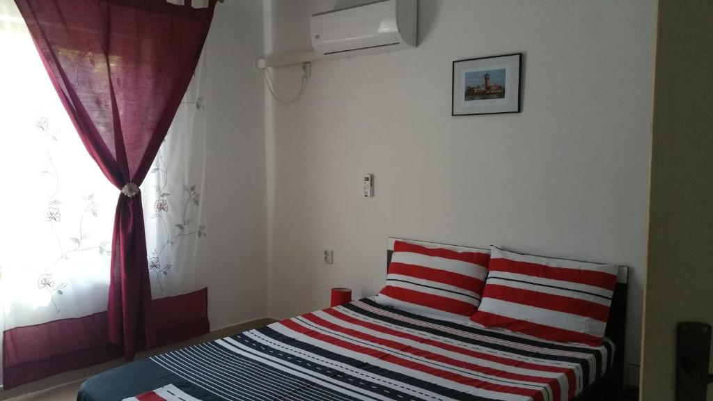 A bed or beds in a room at Casa Ancora Sulina