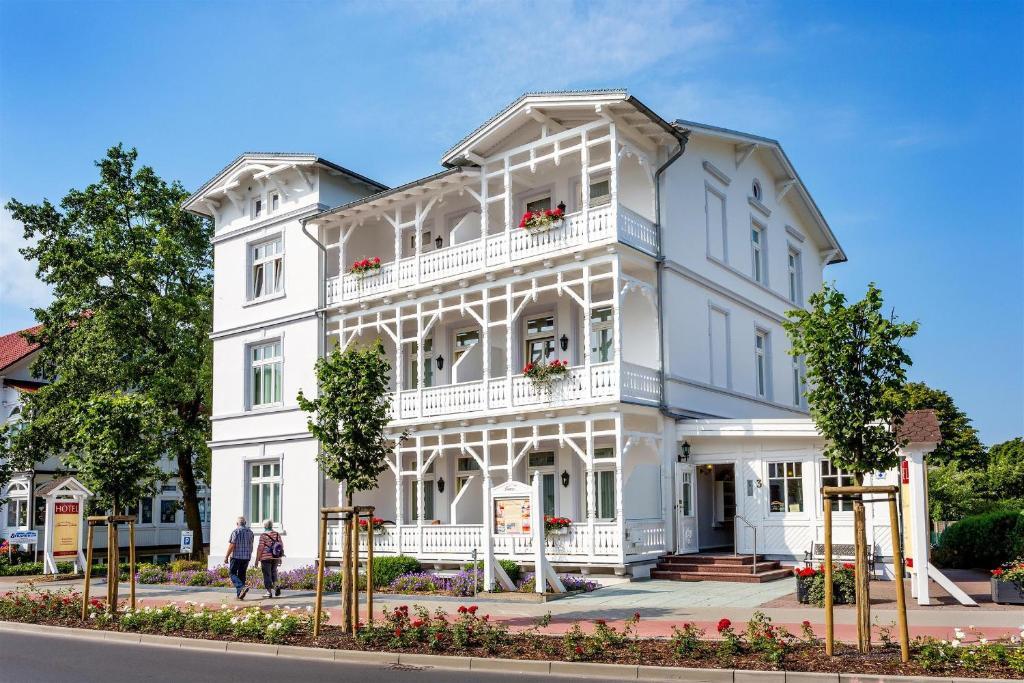 Hotel Garni Getreuer Eckart Binz, Germany