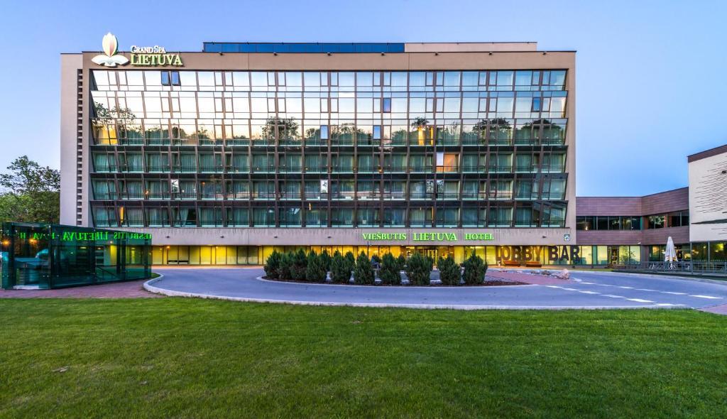 Grand SPA Lietuva Hotel Lietuva Druskininkai, Lithuania