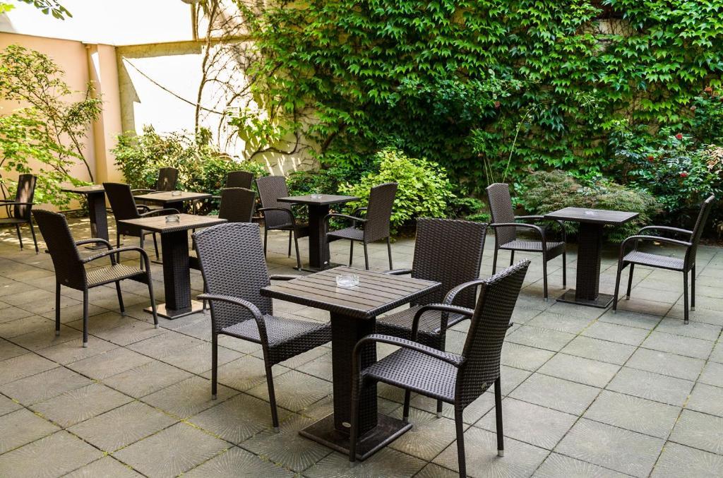 Restaurace v ubytování Hotel Dalimil