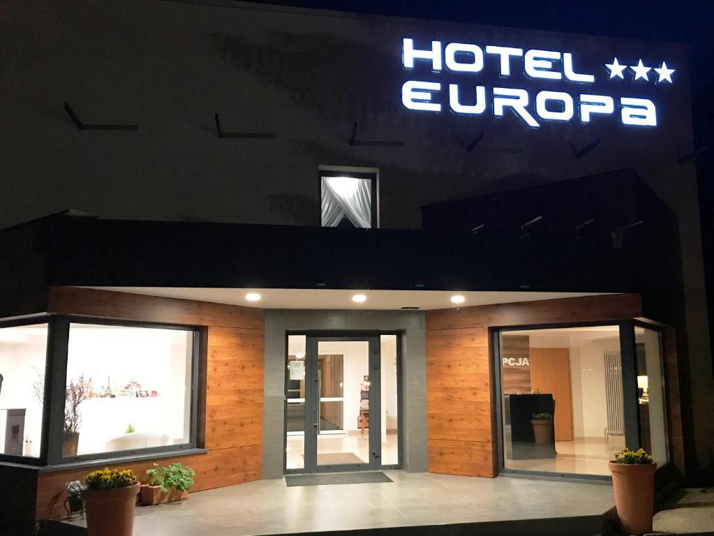 Hotel Europa Elblag, Poland