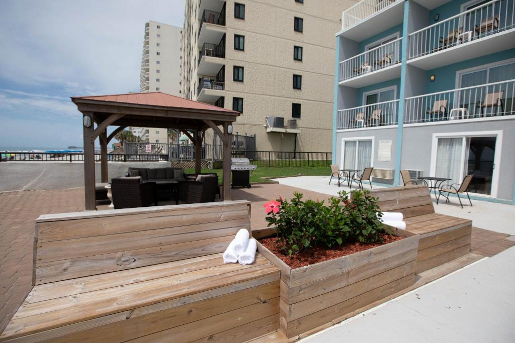 Garden City Inn Hotel Myrtle Beach Usa Deals