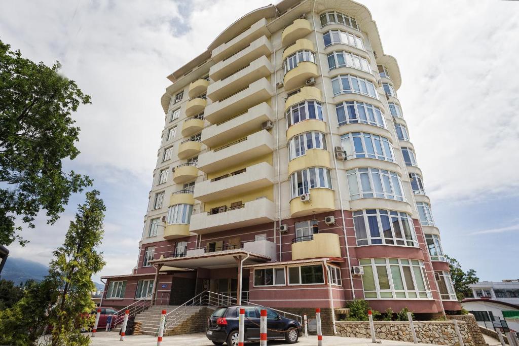 Апартаменты южный берег крыма апартаменты в мадриде эротика