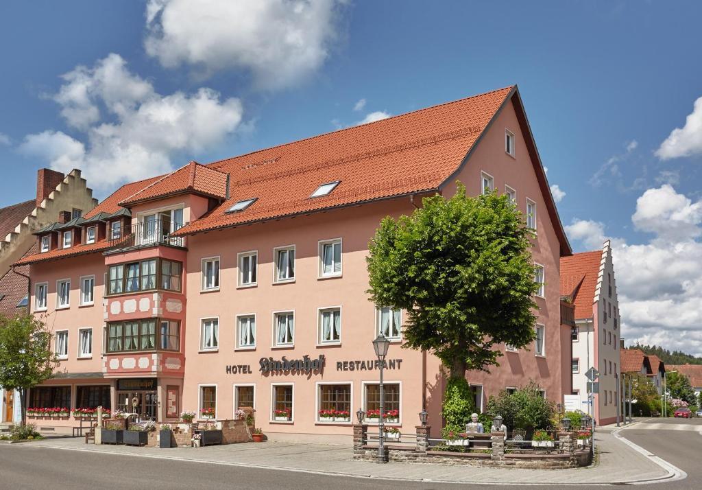 Hotel Restaurant Lindenhof Braunlingen, Germany