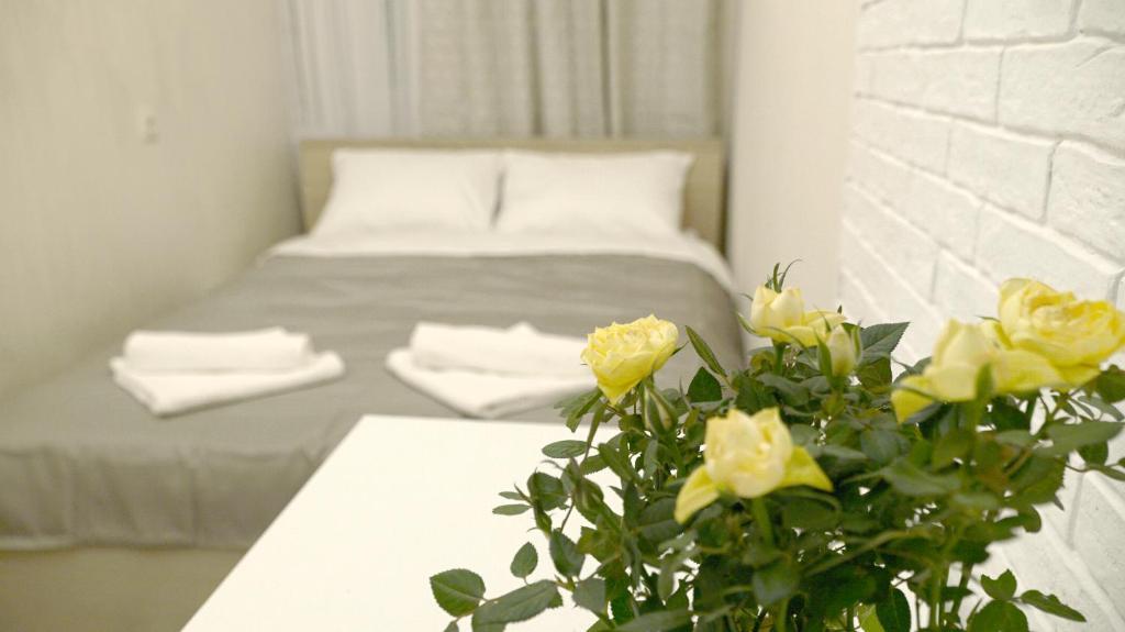 Кровать или кровати в номере Weekend Place