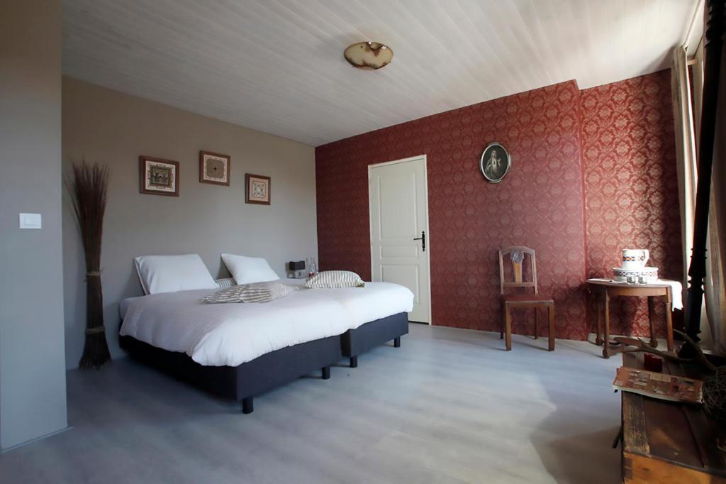 Un ou plusieurs lits dans un hébergement de l'établissement Arara