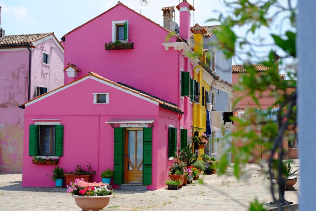Hotels In Burano