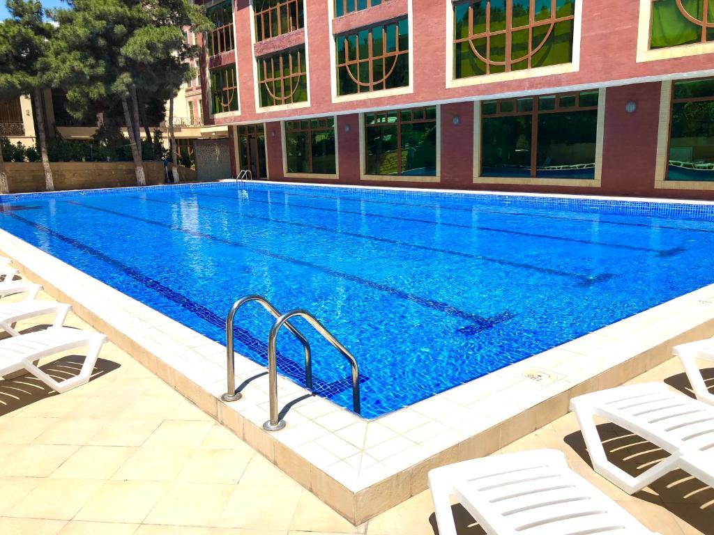 Dubai International Hotel Baku Azerbaijan Booking Com