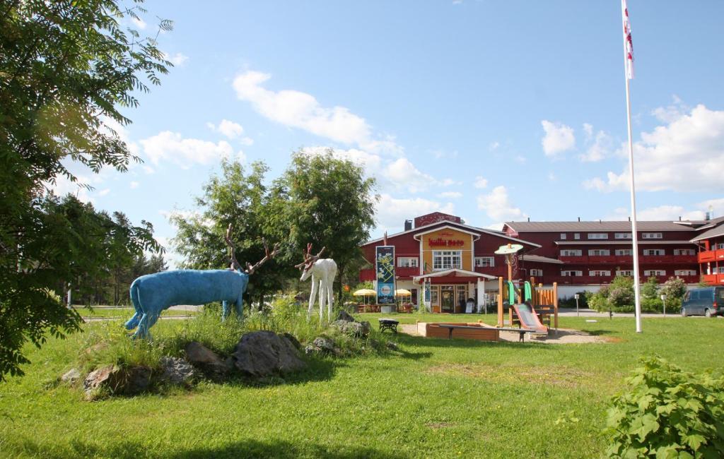 Hotel Hullu Poro Levi, Finland