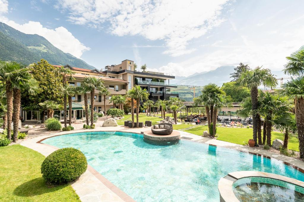 Hotel Das Dorner Lagundo, Italy