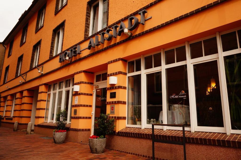 Ringhotel Altstadt Gustrow, Germany